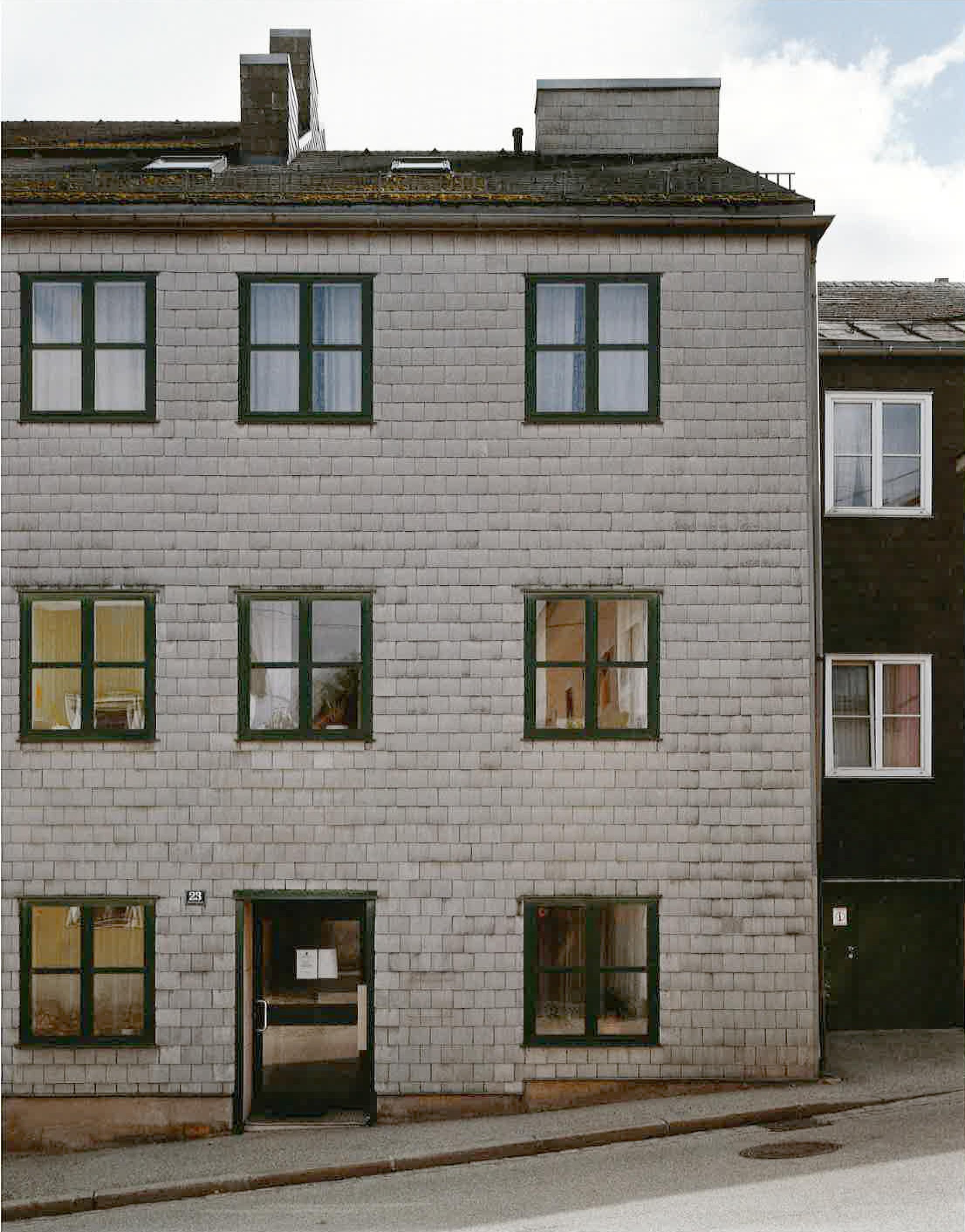 Gasthaus Riepl, Architekt: Franz Riepl